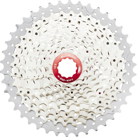 SunRace CSMX3 Cassette 10-speed metallic